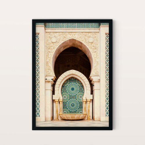 Hassan II Mosque NO2