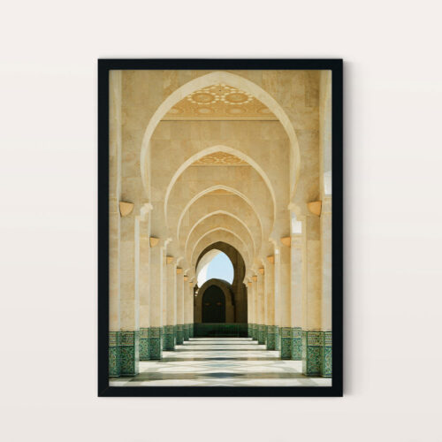 Hassan II Mosque NO1